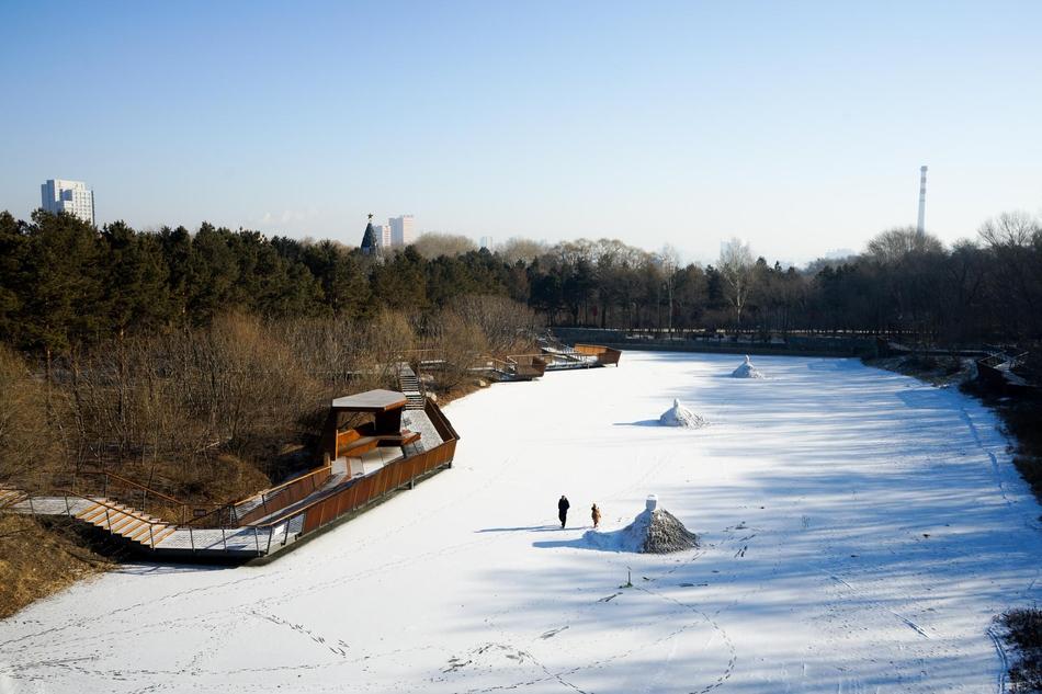 静美 春城之中的文艺水文化生态园