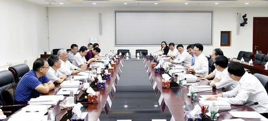 吉林省政府与国家相关部委举行工作会谈 景俊海出席