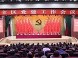 九台区召开党建工作会议