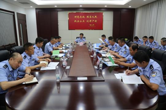 延吉市公安局紧盯服务作风 深入推进软环境建设