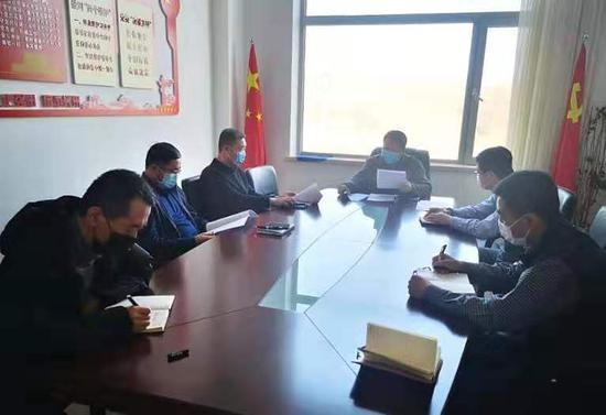 延边州文广旅局召开专题会议再研究再部署疫情防控工作
