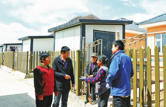 抚松开展农村公租房建设,为扶贫模式作出了成功探索。