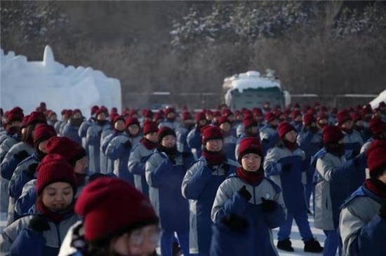 筑梦冰雪 相约冬奥 全国学校冰雪运动竞赛暨冰雪嘉年华在净月潭盛大开幕