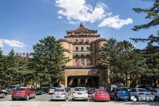 伪满洲国综合法衙旧址,现长春461医院。