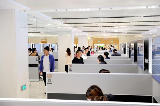 长春新区全力推进人才就业信息化建设