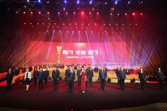 10月16日晚,吉林卫视这场晚会振奋又催泪!