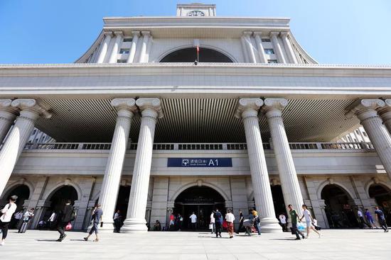 关注长春火车站