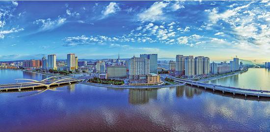 延吉市创建全国文明城市纪实