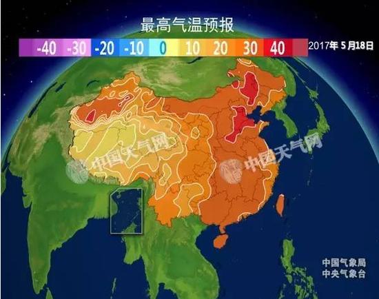 与历年同期相比此次高温正常么?