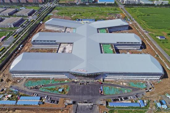长光卫星航天信息产业园