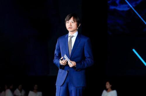 智联招聘CEO郭盛发表演讲