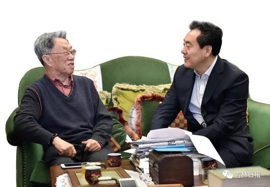 陈耀辉对话著名作家、文化部原部长王蒙