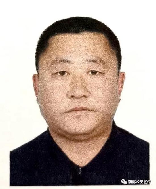 犯罪嫌疑人薛庆文照片
