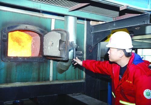 延吉市13日正式开栓供热