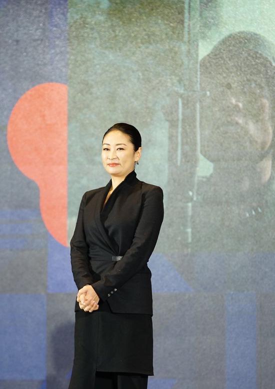 梁静。摄影:新京报记者郭延冰