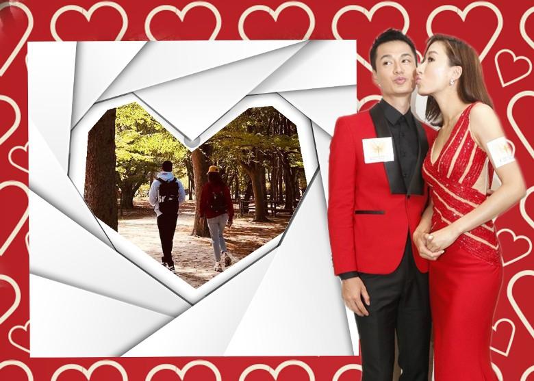 结婚三周年 杨怡发表爱的宣言示爱老公罗仲谦
