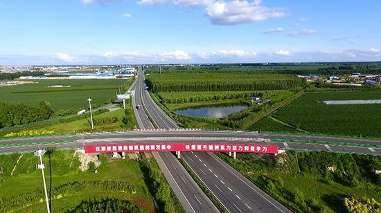 """榆树获评""""2020中国最具幸福感百佳县市"""""""