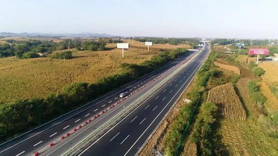 长吉高速公路桦皮厂连接线即将启动建设。