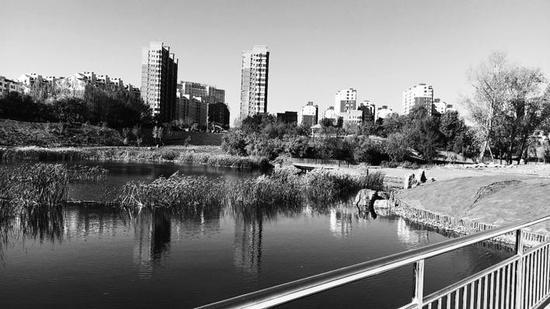 公园建成后必将成为周围居民的好去处