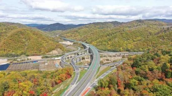 龙蒲高速公路即将通车!建成后去长白山景区更加便捷