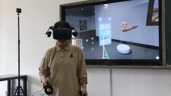 吉林艺术学院国家一流本科课程 艺用人体解剖虚拟仿真试验