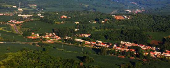 拥有123平方公里森林,生态资源丰富