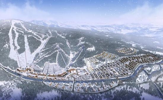 通化冰雪产业示范新城