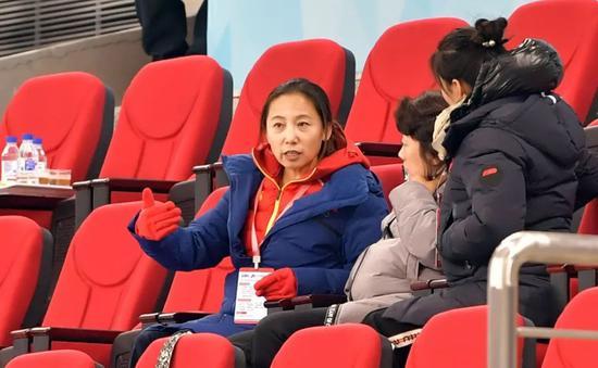 国家队主教练李琰