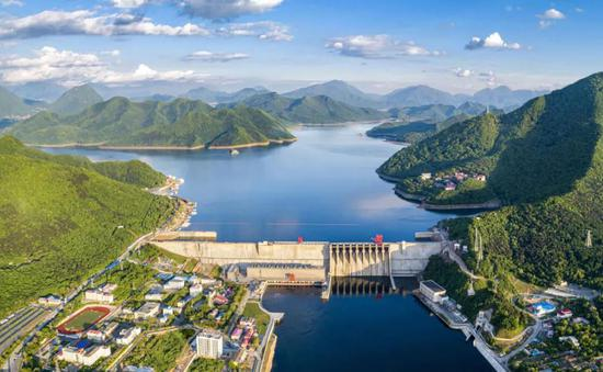 丰满水电站全面6台新装机组全部投产发电