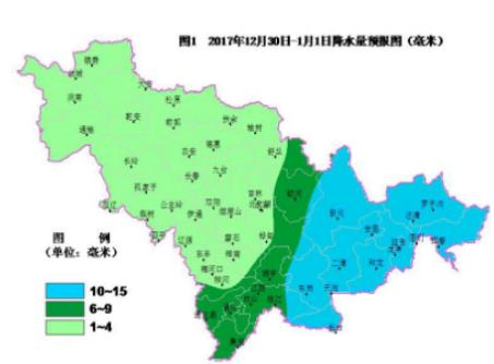 吉林省气象台专家建议: