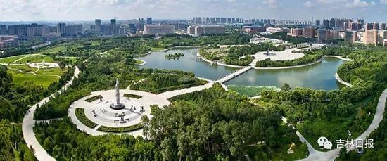 图片来源:长春市政府网站
