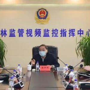 侯淅珉:警力配置再优化 封控管理再细化 安全稳定再强化