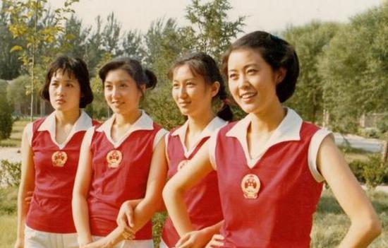 《中国姑娘》