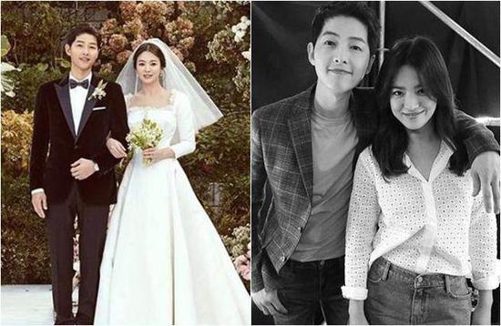 宋仲基宋慧乔2年前结婚