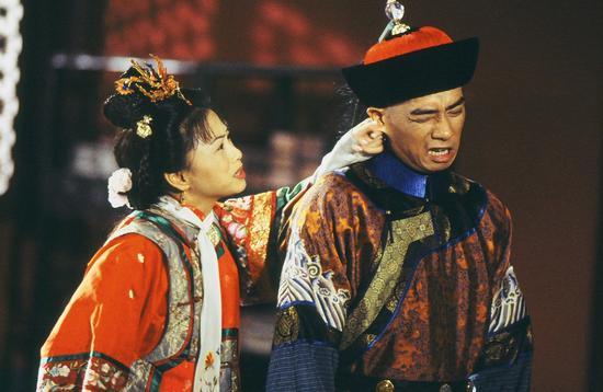 1998年版《鹿鼎记》剧照