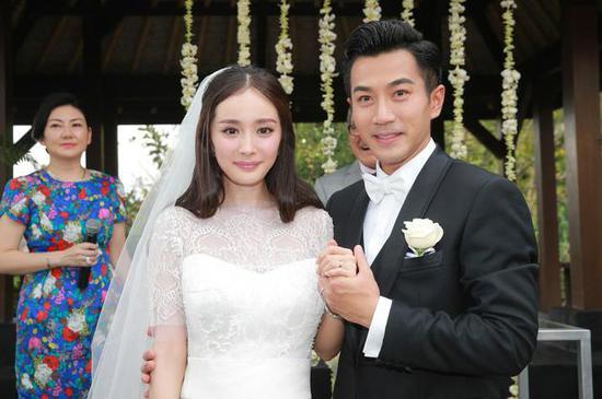 杨幂刘恺威官宣离婚