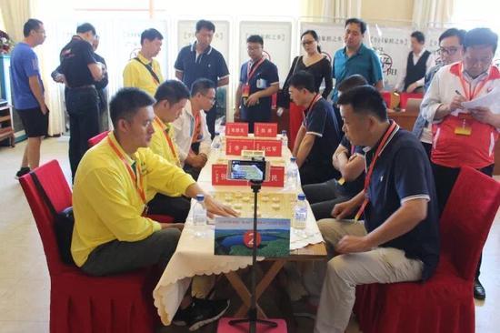 """2018中国·辉南""""龙湾杯""""全国象棋之乡团体邀请赛,共有11支代表队参加。"""