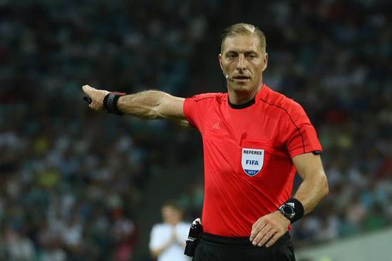世界杯揭幕战裁判揭晓