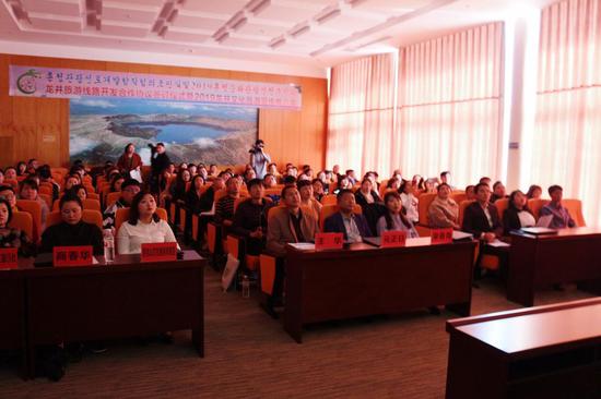 龙井市举行旅游线路开发合作协议签订仪式