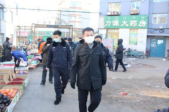 吉林省敦化森林公安局严查销售野生动物违法行为