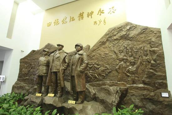 四保临江战役纪念馆