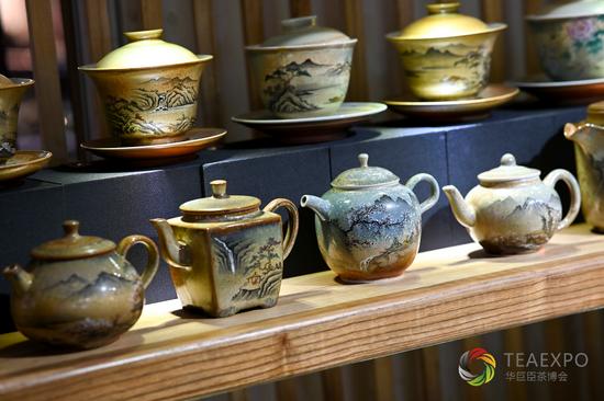 第11届长春茶博会盛大开幕 茶界盛宴等你来
