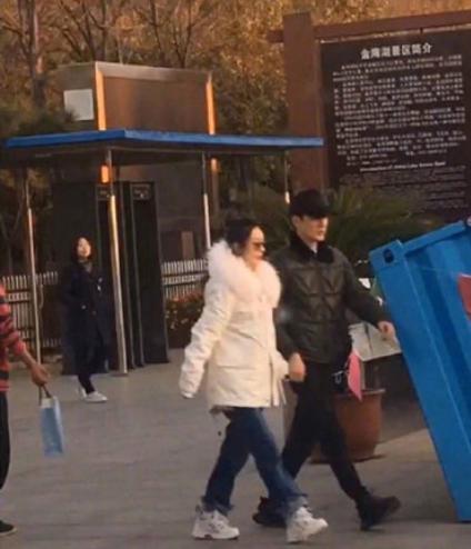 网曝赵丽颖已怀孕数月