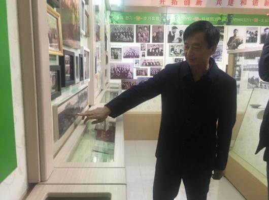 朴东哲介绍村史