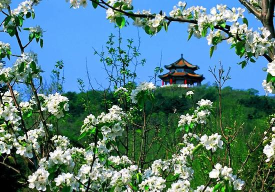 """沐春风 赏美景 游江城——吉林市""""五一""""假日旅游综述"""