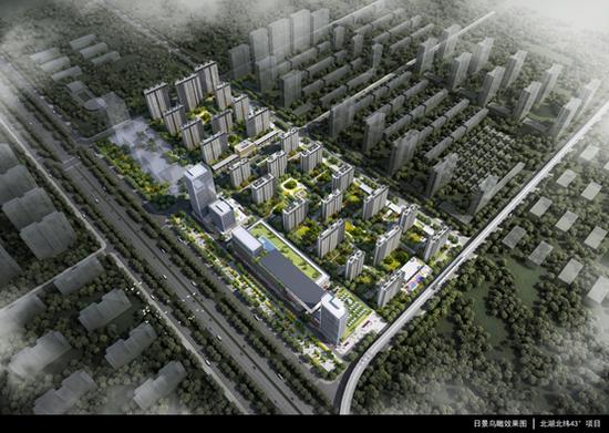 长春北湖科技开发区北纬43°项目:营造全新沉浸式体验 打造商业地标综合体