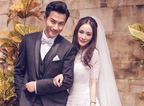杨幂刘恺威宣布离婚