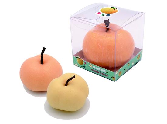 延边苹果梨-手工皂 金慧颖