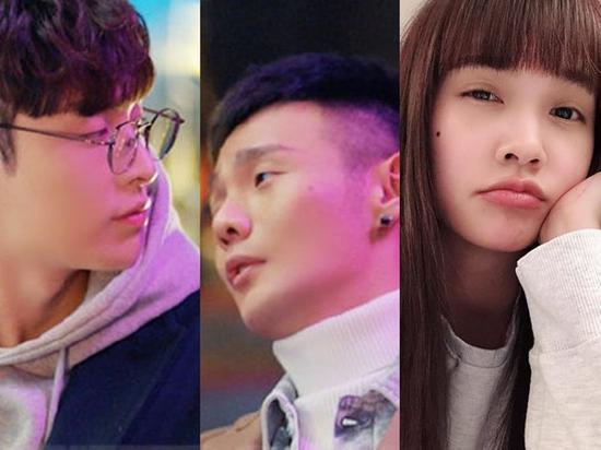 张艺兴新戏首播李荣浩友情客串,网友Cue杨丞琳。