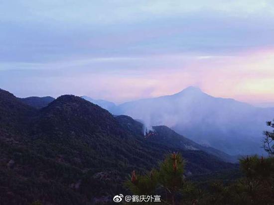 图片来源:鹤庆县人民政府新闻办公室官方微博